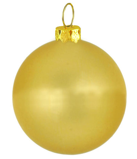 Commercial Shatterproof Christmas Ball Ornament 3.25