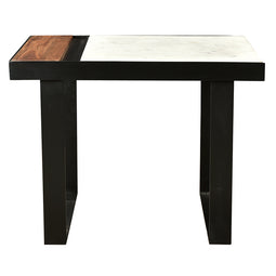 Blox Side Table, Multi, Contemporary Modern
