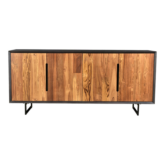 Contemporary Modern Vienna Sideboard & Storage Cabinet - Pantry Sideboard