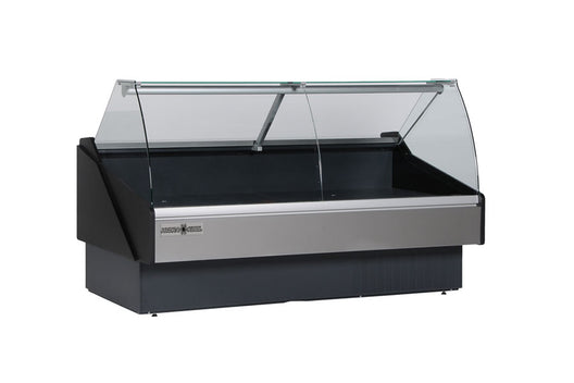 Hydra-Kool Fresh Meats/Deli Case stainless