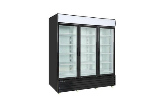 Kool-It Refrigerated Merchandiser, 75 cu.ft., 78-1-5-W x 32-3-10-