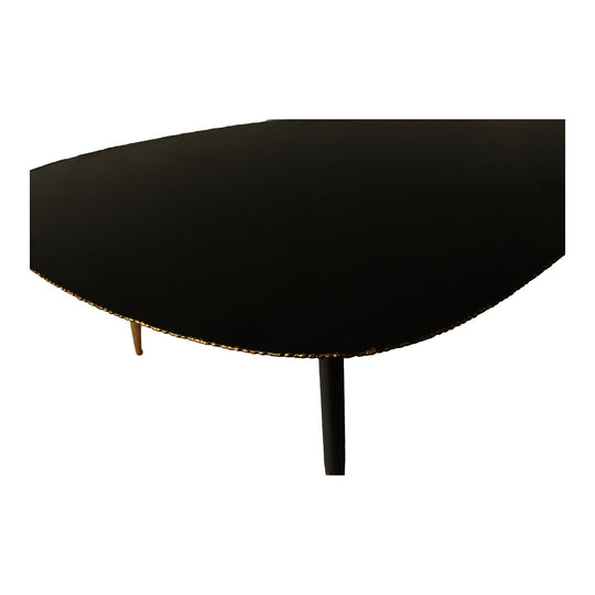 Industrial Bruno Coffee Table Black - Sofa And Console Table - Bar Table