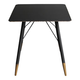 Watt Side Table, Black, Industrial