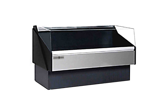 "Hydra-Kool Deli Case, for packaged products, self service type, multiplexible, 101-1/8""W"