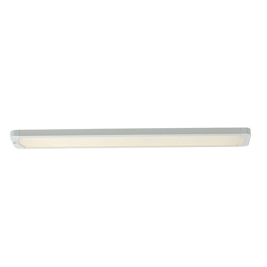 LED Panel Linear Light, 3000K (Warm White), Frosted Lens, Dimmable