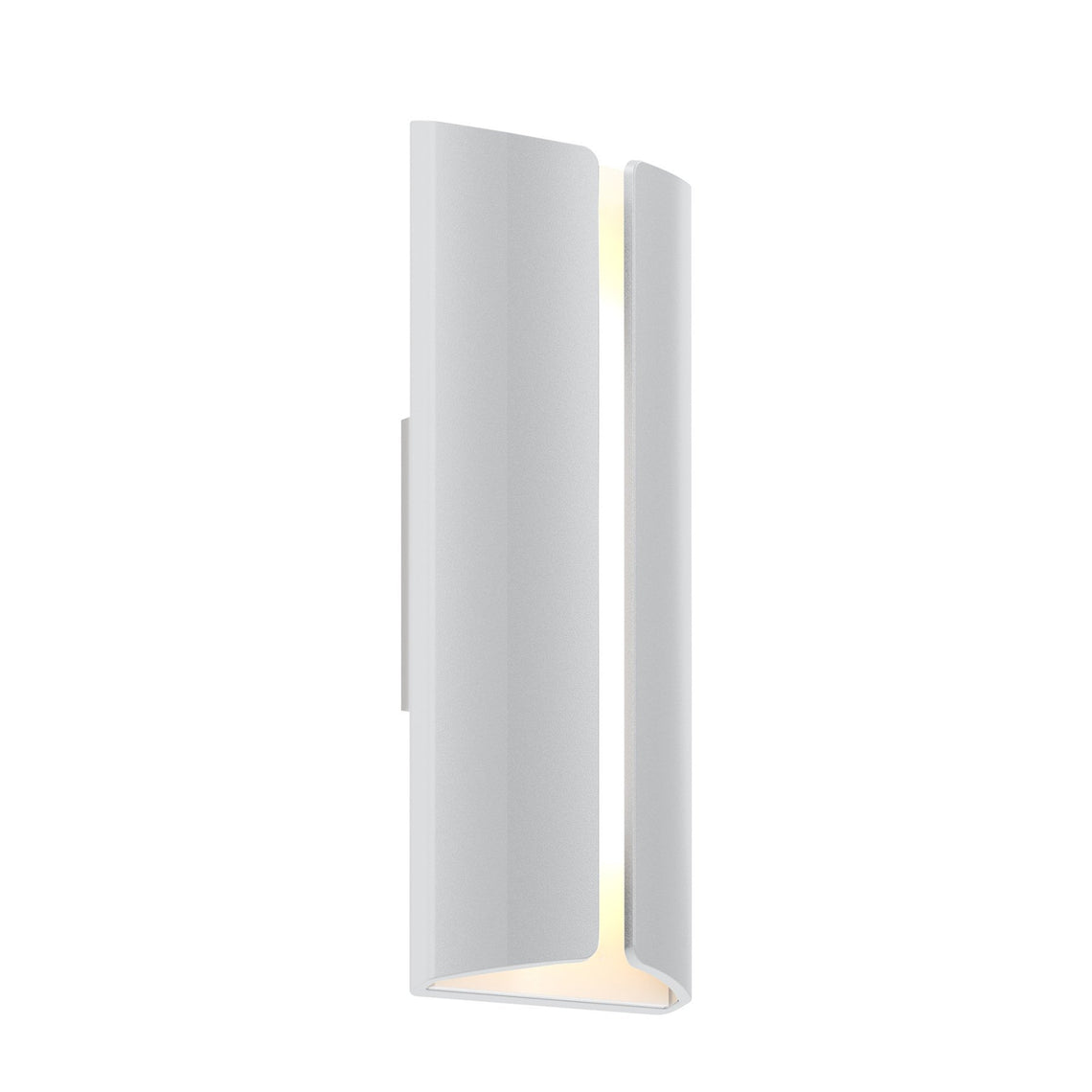LED Wall Light Fixture - 16.75W - 1460 Lm - Dimmable - 3000K Warm White Wall Sconce