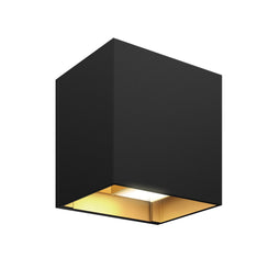 LED Wall Sconce, 7W, 3000K, 90 CRI - Beige
