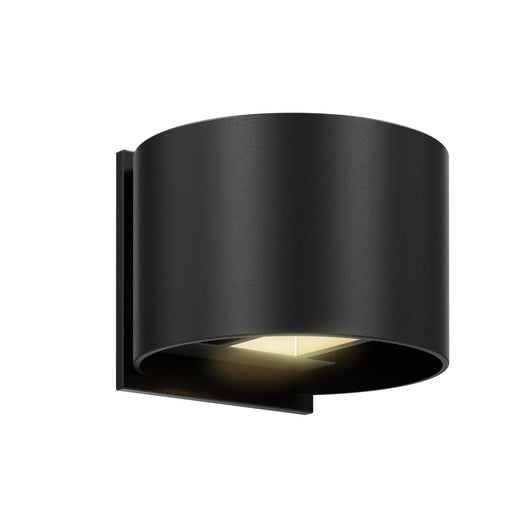 Round Up & Down Modern Wall LED Sconce - 7 Watt - 870 Lm - IP65 - Dimmable - 3000K Warm White Wall Sconce