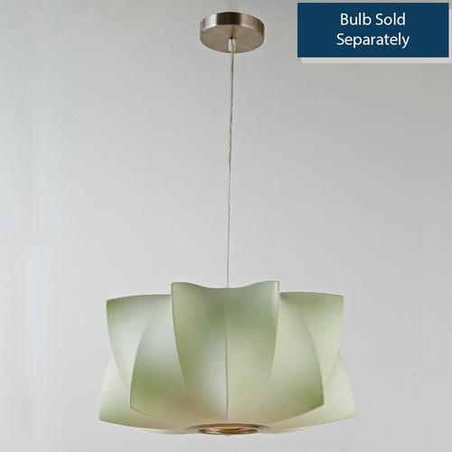 17 Inch, Pendant Lamp, Green