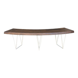 Ario Bench, Glam, Dark Brown