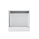 "Load image into Gallery viewer, 24""W X 30""H Lacqure White Drawers Base Cabinet  With 3 Drawers"