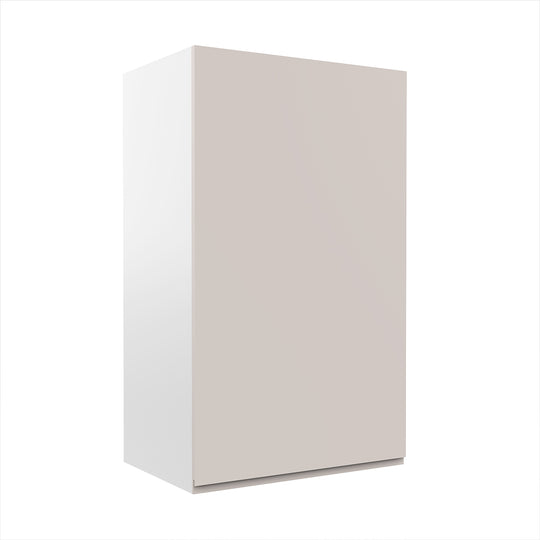 "18""W X 30""H Single Door Wall Cabinet - Lacqure Ash"