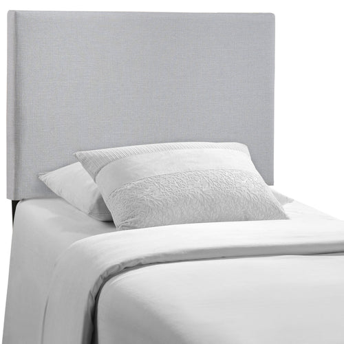 Region Upholstered Fabric Headboard