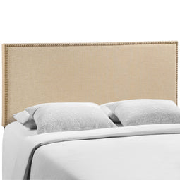 Region Nailhead Upholstered Headboard