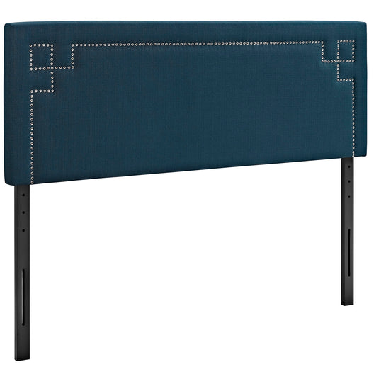 Contemporary Modern Josie Upholstered Headboard - Bed Frame Headboard