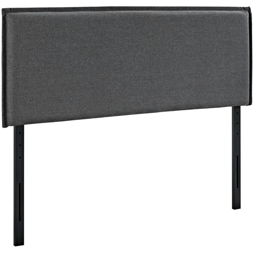 Camille Upholstered Fabric Headboard