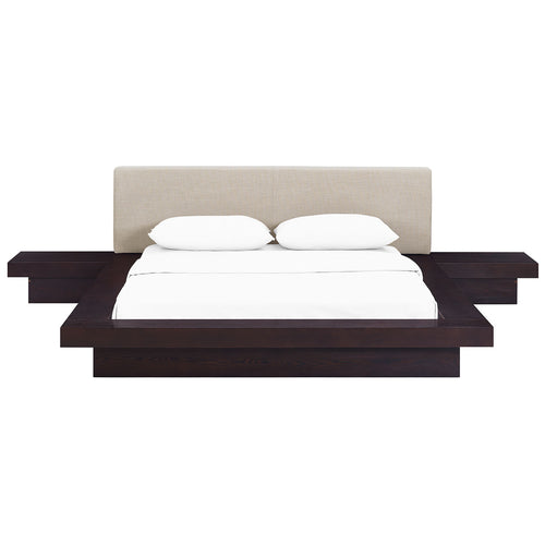 Freja 3 Piece Bedroom Set