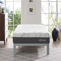 The Elysse 12 Hybrid- Gel Infused Memory Foam Innerspring Mattress with 10 Years Warranty