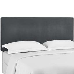 Modern Taylor Twin Upholstered Performance Headboard - Bed Headboard