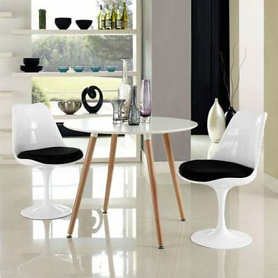 Modern Lippa Dining Armchair - Fabric Dining Room And Chairs - 2 - Set