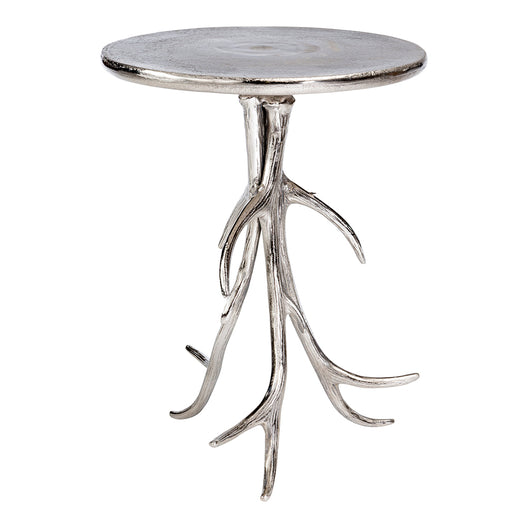 Willow Table - Silver Accent Living Room Table | Moe's Furniture