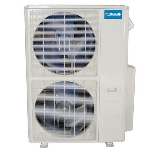 Olympus 24,000 BTU 2 Ton Ductless Mini-Split Wall Mounted Air Handler - 230V/60Hz