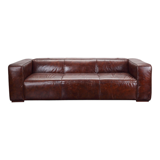 Bolton Sofa Brown, Dark Brown, Contemporary Modern