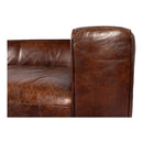 Load image into Gallery viewer, Bolton Sofa Brown, Dark Brown, Contemporary Modern