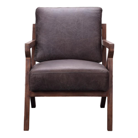 Mid - Century Modern Drexel Club Lounge Arm Chair - Patio Lounge Chair