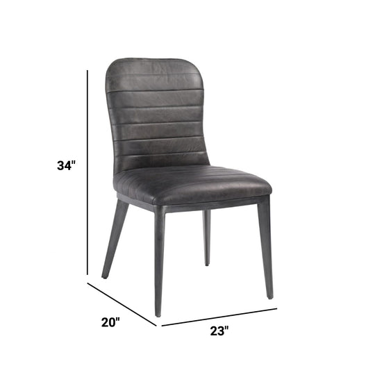 Contemporary Modern Shelton Dining Side Room Chair - Kitchen And Table Set