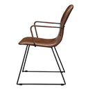 Load image into Gallery viewer, Bo Dining Chair, Contemporary Modern, Light Brown