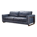 Load image into Gallery viewer, Nikoly Sofa, Navy Blue, Contemporary Modern