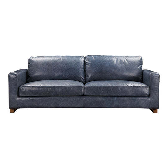 Nikoly Sofa, Navy Blue, Contemporary Modern