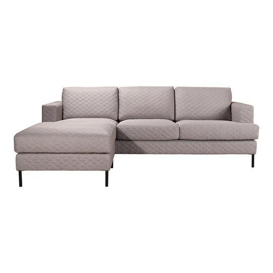 Contemporary Modern Galiano Reversible Sectional Couch Bed - Sectionals Sofas