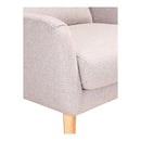 Load image into Gallery viewer, Transitional Style Stol Lounge Armchair - Upholstered Living Room Accent Chair