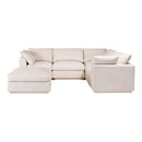 Load image into Gallery viewer, Transitional Justin Modular  Sectional Sofa Chair - Futon Foam Padded Sofa Couch