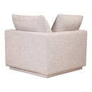 Load image into Gallery viewer, Transitional Justin Corner Sectional Sofa Chair - Futon Foam Padded Sofa Couch