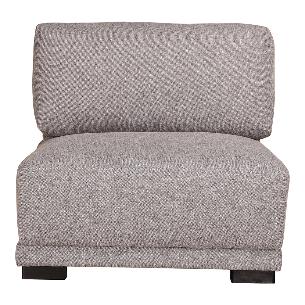 Contemporary Modern Romeo Slipper Chair - bedroom - Hallway Sectional Sleeper Sofa