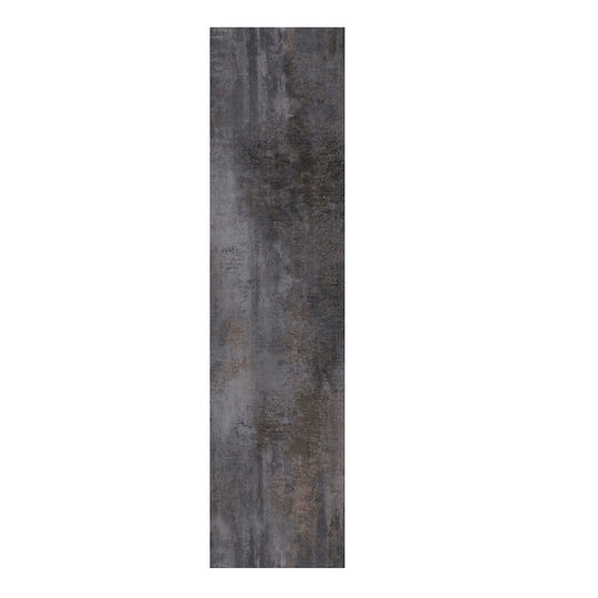 "09"" X 36"" Single Door Wall Cabinet - Rustic Grey"