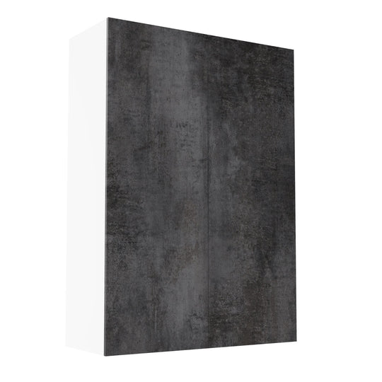 "30"" X 42"" Double Door Wall Cabinet - Rustic Grey"
