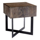 Load image into Gallery viewer, Tiburon Side Table Natural Industrial | End Accent Table | Moe's Home