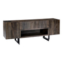 Load image into Gallery viewer, Industrial Tiburon Tv Entertainment Center - Buffet Kitchen Helper Table