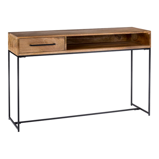 Colvin Console Table Natural Transitional | Moe's Home