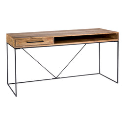 Colvin Desk, Transitional, Natural