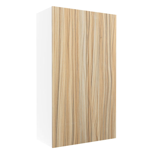 "24"" X 42"" Double Door Wall Cabinet - Teak Uv"