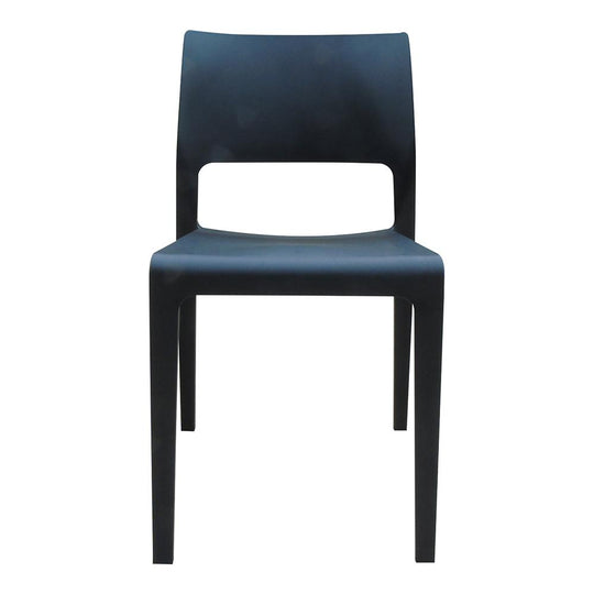 Contemporary Modern Morrill Dining Chair - Modern Dining Room Chair