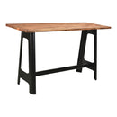 Load image into Gallery viewer, Industrial Craftsmen Counter Height Tables And Chairs - Pub Dining Table - 42 Inch H
