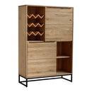 Load image into Gallery viewer, Contemporary Modern Nevada Bar Buffet & Sideboard Cabinet - Accent Cabinet