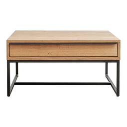 Nevada Coffee Table, Brown, Contemporary Modern