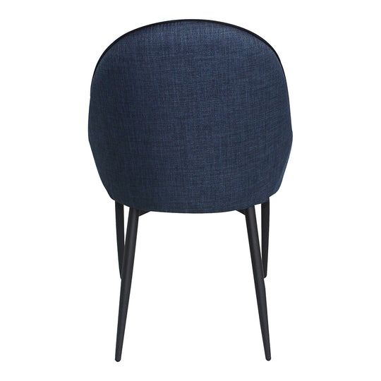 Contemporary Modern Lapis Dining Chair - Modern Kitchen And Table Set